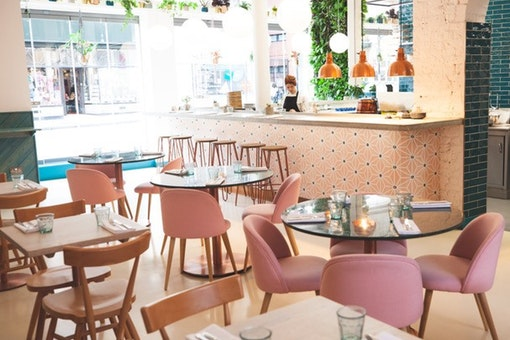 Wild Food Cafe - Islington