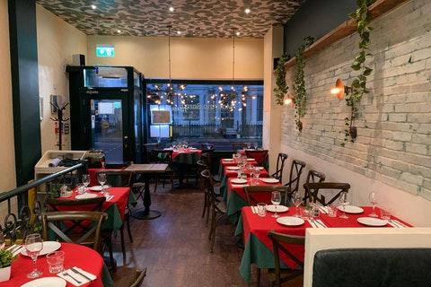 Maurizio Barca Restaurant