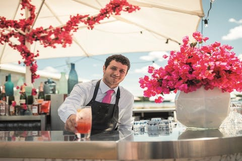 Summer Parties at Ascot Racecourse
