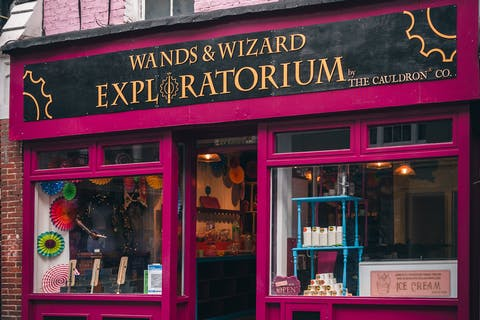 Wands & Wizard Exploratorium