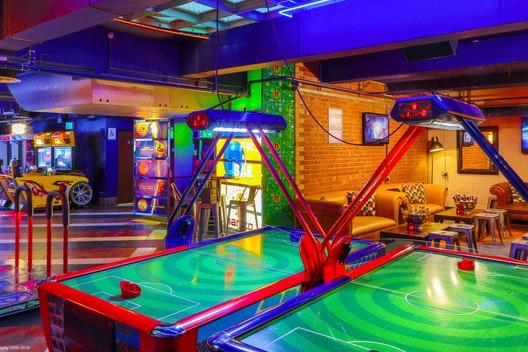 Games Lounge