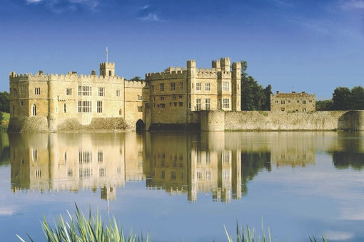 Fairfax Hall at Leeds Castle
