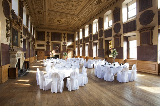 The Great Hall at St Barts