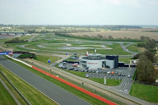 The Porsche Experience Centre
