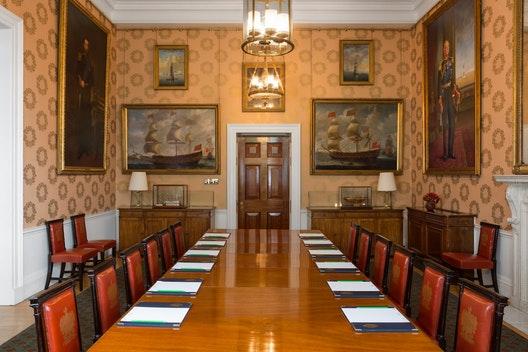 Luncheon Room