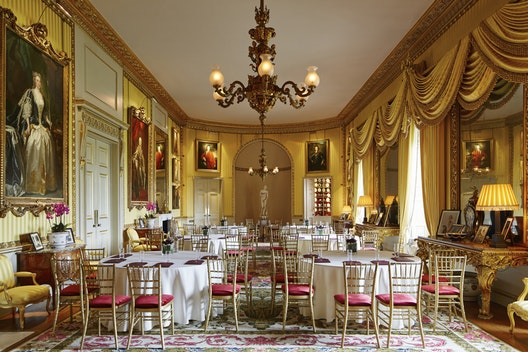 Yellow Drawing Room (Goodwood House)