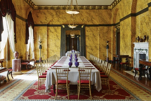 Egyptian Dining Room (Goodwood House)