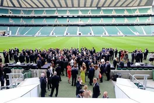 Pitch-Side & Players Tunnel