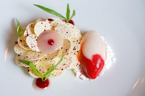 Valentine's Dinner at Ormer Mayfair
