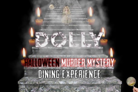 Halloween Murder Mystery Dining Experience