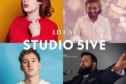 Live @ Studio 5ive Comedy Club