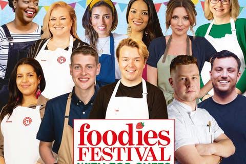 Foodies Festival – London