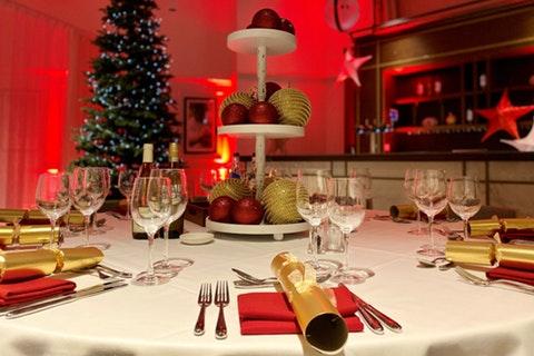 Shared Christmas Party at Twickenham Stadium