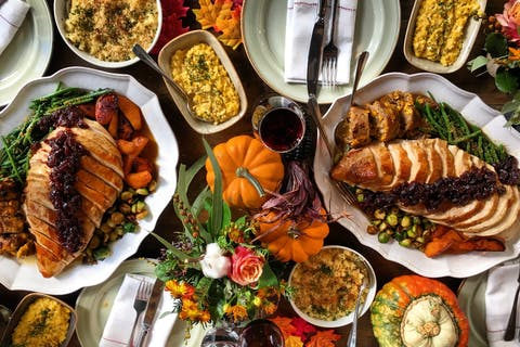 Thanksgiving Feast Box  Delivery