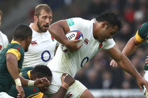 England v South Africa - Autumn Internationals