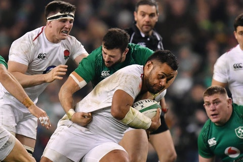 Six Nations Rugby - England vs Ireland