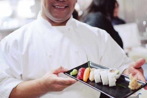 Sushi & Sake Masterclasses