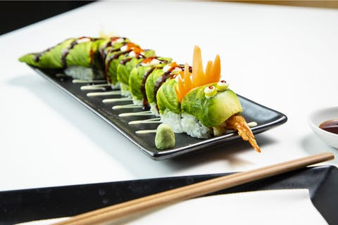 How to Roll Your Own Dragon - Sushi Class