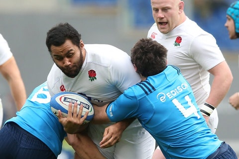 Six Nations Rugby - England vs Italy