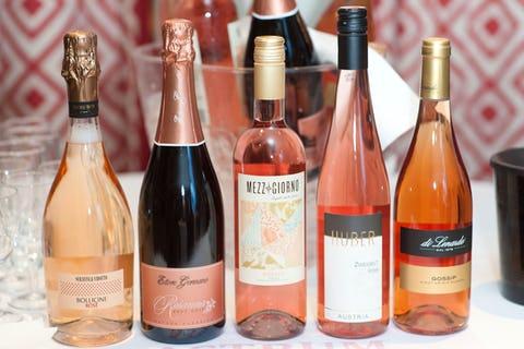 Franco's Esclusivo Rose Wine Party