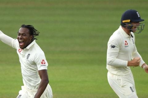 Cricket - England v West Indies Test Match