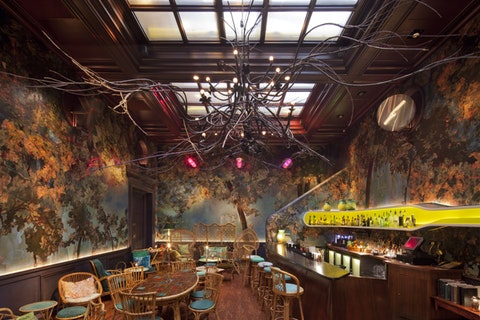 Quirky restaurants in London