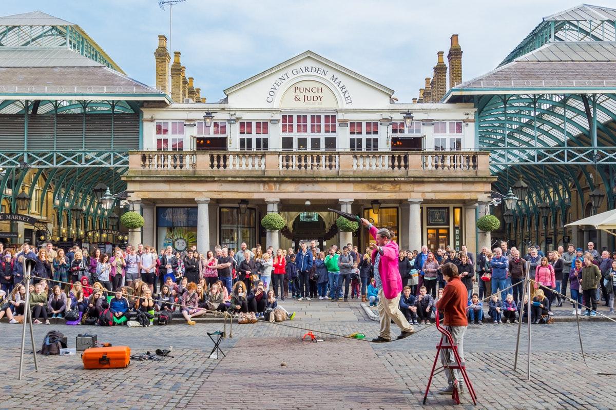Best restaurants Covent Garden