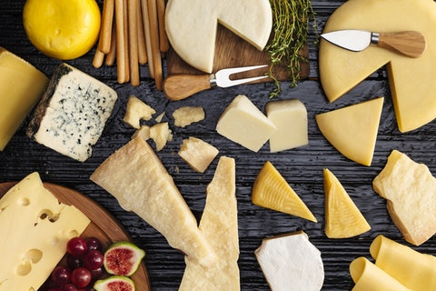 Best Restaurants for Cheese in London