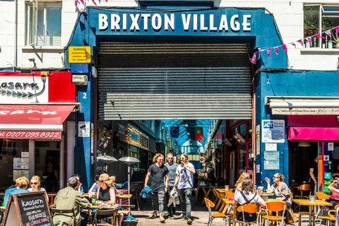 Best restaurants Brixton Village