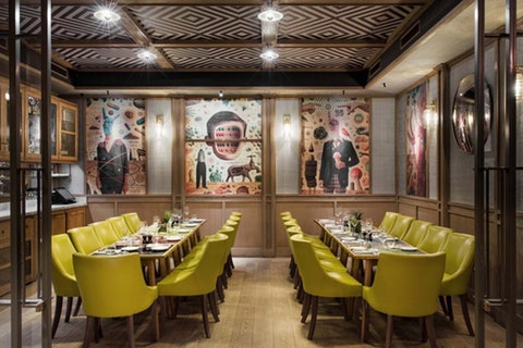 Private dining rooms in London: The best spaces for your event