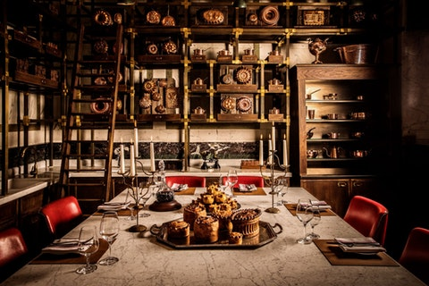 Unique private dining rooms: The quirkiest private rooms London has to offer