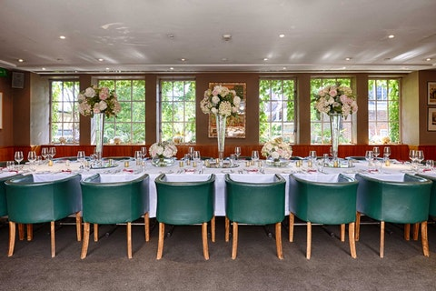London's best private dining rooms for 30 people