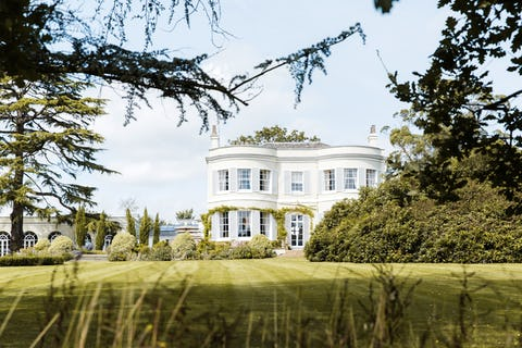 The best country houses for hire in the UK