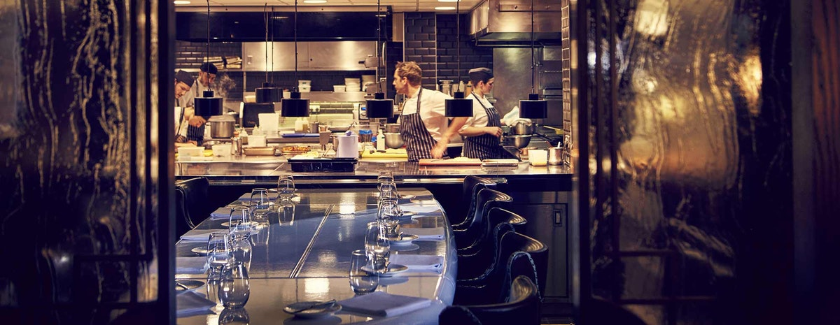 Best Chef's Tables