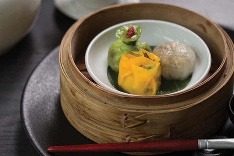 Best dim sum restaurants in London