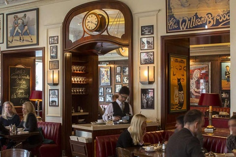 Best French restaurants in London