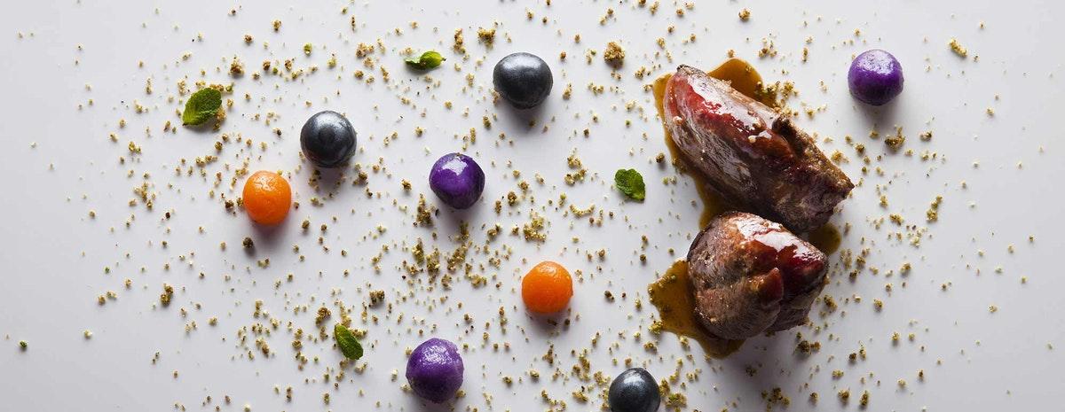 Best haute cuisine restaurants in London