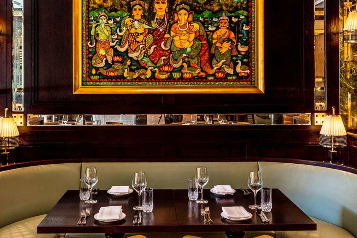 Best Indian restaurants in London