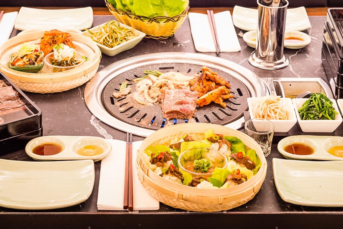 Best Korean Restaurants in London