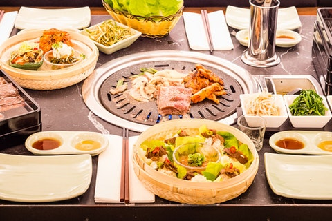Best Korean Restaurants in London