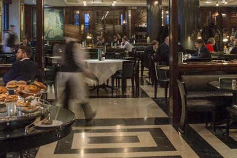 Best London restaurants for star spotting