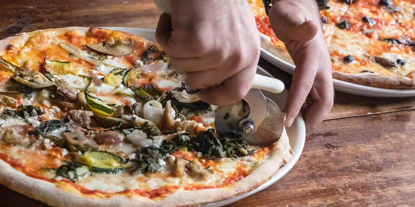 Best pizza restaurants in London