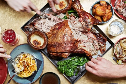 Best restaurants for group dining in London