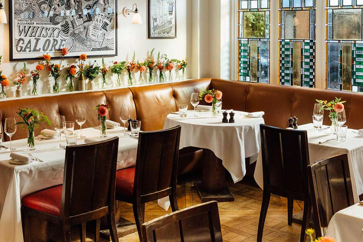 Best restaurants for taking parents out