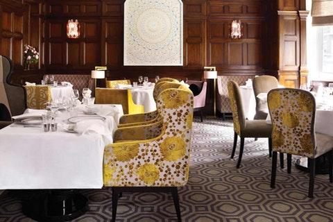 Lunch in London restaurants