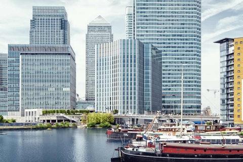 Best restaurants in Docklands