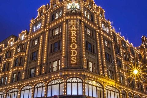 Best restaurants in Knightsbridge