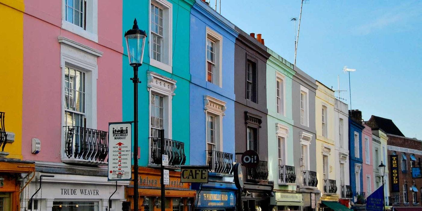 Best Notting Hill restaurants