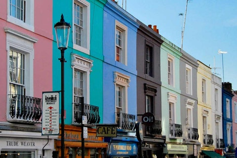 Best restaurants in Notting Hill