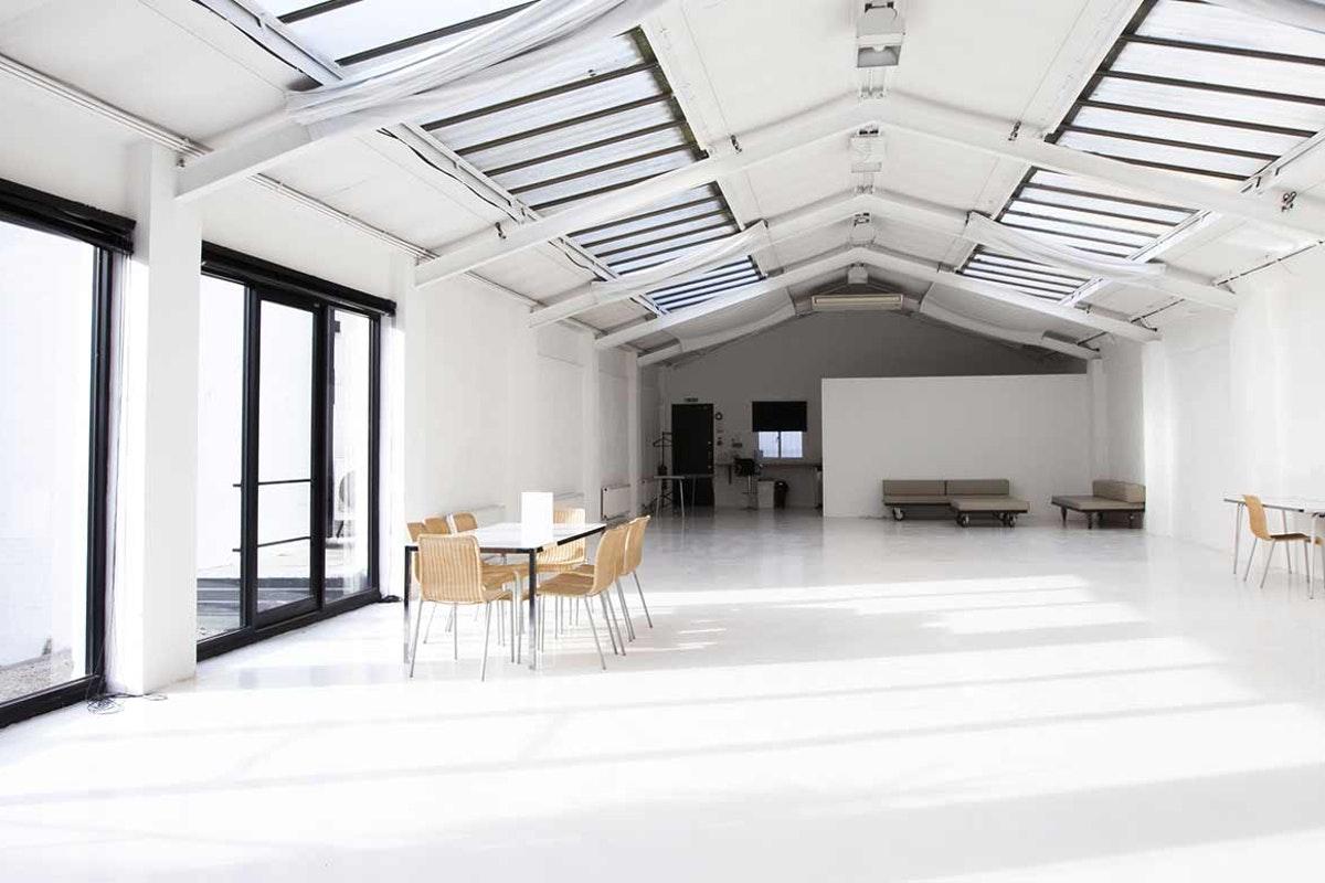Blank canvas venues
